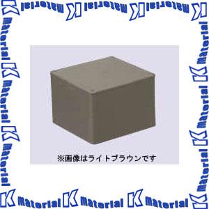 【P】未来工業 PVP-4020T 1個 プールボックス 正方形 [MR11695]