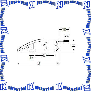 P 代引不可 品質検査済 個人宅配送不可 未来工業 OP5-2EG 直営ストア 1本 2m 隅角ワゴンモール OP5型 グレー MR09228