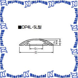 P 代引不可 個人宅配送不可 市販 未来工業 OP5L-2G 1本 薄形 2m MR09317 セール 登場から人気沸騰 OP5L型 ワゴンモール グレー