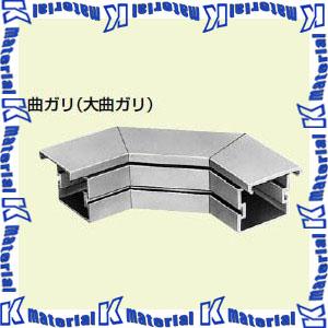 【P】未来工業 PDML-1020 1個 プラスチックダクト用 大曲ガリ グレー [MR09881]