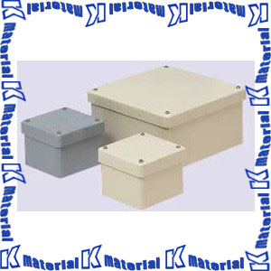 【P】未来工業 PVP-3025B 1個 防水プールボックス カブセ蓋 正方形 [MR11375]