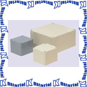 【P】【代引不可】【個人宅配送不可】【受注生産品】未来工業 PVP-5040M 1個 プールボックス 正方形 [MR12108]