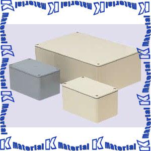 1個 【P】【代引不可】【個人宅配送不可】【受注生産品】未来工業 防水プールボックス PVP-603020AJ [MR12186] 長方形 平蓋