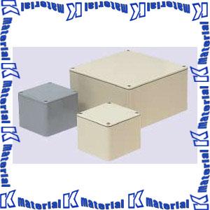 【代引不可】【個人宅配送不可】【受注生産品】未来工業 PVP-6040A 1個 防水プールボックス 平蓋 正方形 [MR12209]