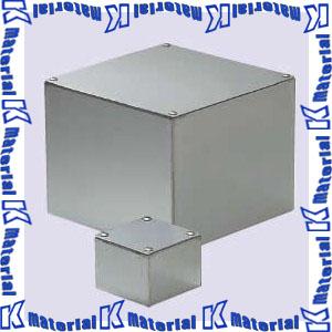 【代引不可】【個人宅配送不可】【受注生産品】未来工業 SUP-2525 1個 ステンレスプールボックス 平蓋 [MR15109]