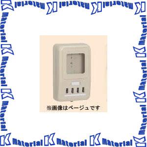 【P】未来工業 WP2-201HKM 1個 電力量計ボックス 分岐ブレーカー・ELB付 ミルキーホワイト [MR16527]