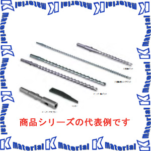 【P】ミヤナガ 六角軸超ロングビット 法面工事用 HEX22080 刃先径22.0mm [ONM3197]