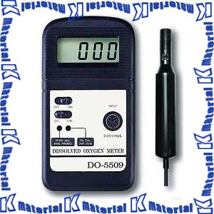 【P】【代引不可】マザーツール デジタル溶存酸素計 DO-5509 [MAZ0015]
