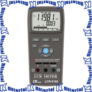 【P】【代引不可】マザーツール デジタルLCRメータ LCR-9183 [MAZ0035]