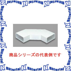 【P】マサル工業 エルダクト付属品 3030型 平面大マガリ LDM2353 ミルキーホワイト [ms2372]