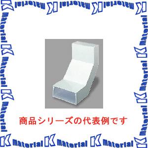 【P】マサル工業 エルダクト付属品 3020型 内大マガリ LDU2343 ミルキーホワイト [ms2417]