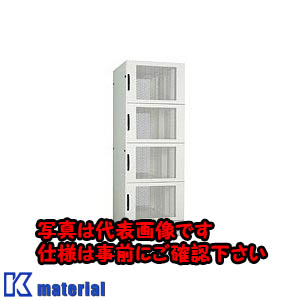 【P】【代引不可】【個人宅配送不可】日東工業 FSH90-722EKN-4H (ラック FSシリーズ・ドア付タイプ [OTH00458]
