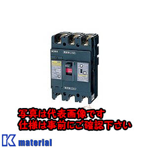 【P】【代引不可】【個人宅配送不可】日東工業 GK53WN 3P 40A F30 漏電ブレーカ・協約形 [OTH23124]