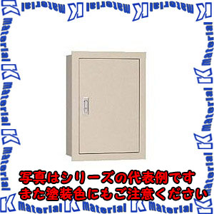 【代引不可】【個人宅配送不可】日東工業 SF16-46C  (キャビネット 盤用キャビネット 埋込型