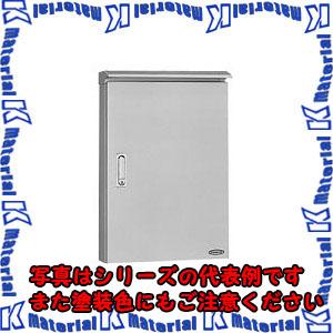 【代引不可】【個人宅配送不可】日東工業 SOR20-128-2 (ステンBOX ステンレス屋外用制御盤キャビネット