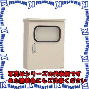 【代引不可】【個人宅配送不可】日東工業 SORM20-59A (ステンレスBOX ステンレス窓付屋外用制御盤キャビネット
