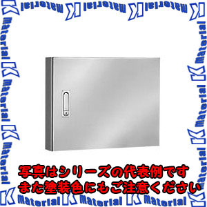 人気満点 (ステンレスBOX SR20-44 【P】【】【個人宅配送】日東工業 [OTH07624]:k-material ステンレスSR形制御盤キャビネット-DIY・工具