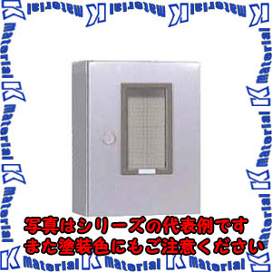 【代引不可】【個人宅配送不可】日東工業 SM-22B   (ステンレスBOX ステンレス引込計器盤キャビネット