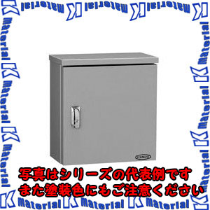 【P】【代引不可】【個人宅配送不可】日東工業 SO16-43SA (ステンレスBOX SO形ステンレスボックス