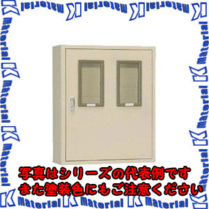 【P】【代引不可】【個人宅配送不可】日東工業 TB20-612M1C テナントキャビネット [OTH11263]