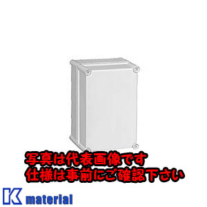 【P】【代引不可】【個人宅配送不可】日東工業 PBS18-2838G (ポリカBOX ポリカボックス [OTH12261]