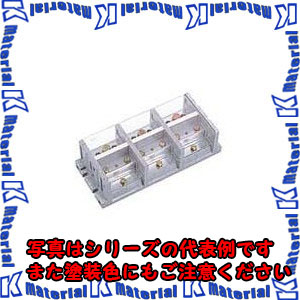 【代引不可】【個人宅配送不可】日東工業 TBJ-204B6 (タンシダイ 分岐端子台 [OTH13544]