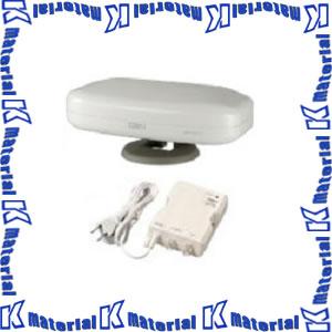サン電子 地デジ用屋内外UHFアンテナ アンペット ブースター内蔵 アイボリーホワイト SDA-5-2-IW