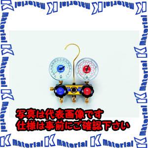 【P】【代引不可】TASCOタスコ サイトグラス・高精度ゲージ付マニホールド TA120AH [TAS0090]
