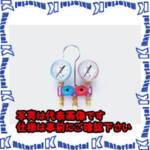 【P】【代引不可】TASCOタスコ ミニボールバルブ式マニホールドキット TA122MB-2 [TAS0181]