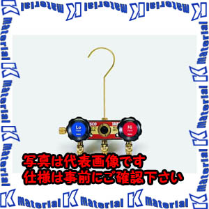 【P】【代引不可】TASCOタスコ マニホールド用ボディ TA124F-11 [TAS0224]