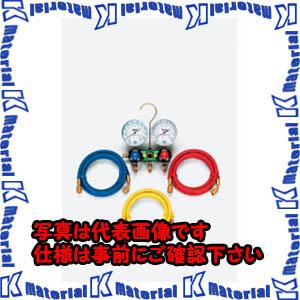 【P】【代引不可】TASCOタスコ HC冷媒用ゲージマニホールドキット TA127-1 [TAS0255]