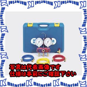 【P】【代引不可】TASCOタスコ R410A/R3マニホールドセット(チャージバルブ付) TA15EC [TAS0004]