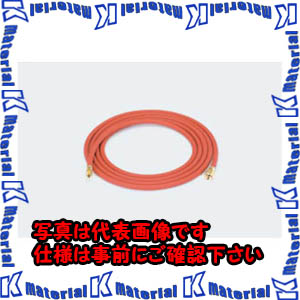【P】【代引不可】TASCOタスコ アセチレンバーナー用ホース 10m TA371HB-10 [TAS1485]
