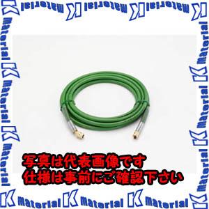 【P】【代引不可】TASCOタスコ 接続用耐圧ホース(1/4FメスX1/4Fメス)20m TA381KG-20 [TAS1641]