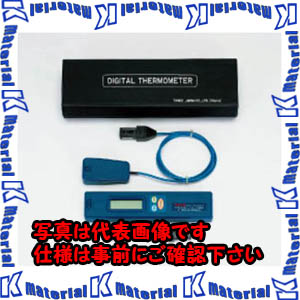 【P】【代引不可】TASCOタスコ デジタル温度計表面センサーセット TA410AB [TAS1796]