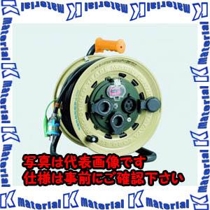 【P】【代引不可】TASCOタスコ 屋外型漏電遮断器付コードリール TA649SB [TAS2801]