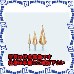 【P】【代引不可】TASCOタスコ ステップドリル(チタンコーティング) TA681ST [TAS3051]