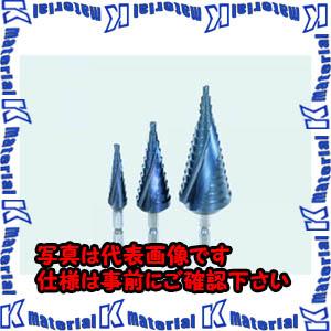 【P】【代引不可】TASCOタスコ ステップドリル(窒化チタンアルミコーティング) TA681TN-3 [TAS3054]