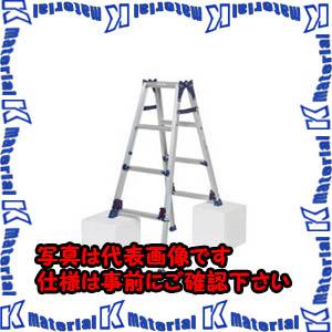 【P】【代引不可】TASCOタスコ 四脚アジャスト式脚立 TA840SA-5 [TAS3714]
