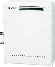 【送料無料】 [GQ-2037RX]【リモコンは別途購入ください】 ノーリツ ガス給湯器 ユコアGQ 20号 給湯専用(オートストップ) 屋外据置形 価格 給湯器【給湯専用】