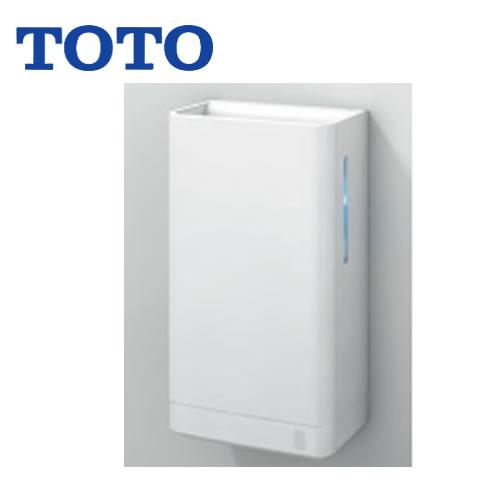 [TYC420WC]TOTO ハンドドライヤー クリーンドライ 高速両面タイプ ヒーターなし パブリック向け 100V ホワイト 【送料無料】