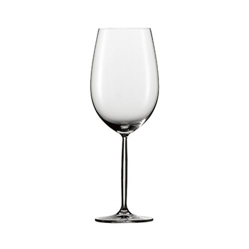 [30077] ツヴィーゼル ワイン ワイングラス ディーヴァ ボルドーL  最大径99×高さ275 6脚 768cc 【送料無料】【メーカー直送のため代引不可】