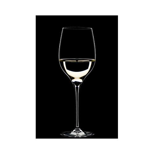 [654] リーデル ワイン ワイングラス グレープ ヴィオニエ/シャルドネ 6404/5 口径60×最大径75×高さ225 2脚 365cc 【送料無料】【メーカー直送のため代引不可】