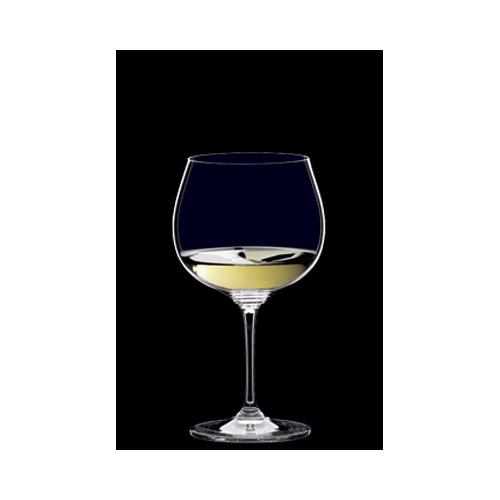 [815] リーデル ワイン ワイングラス ヴィノム オークド・シャルドネ(モンラッシェ) 6416/97 (約)口径85X最大径108X高さ188 2脚 600cc 【送料無料】【メーカー直送のため代引不可】