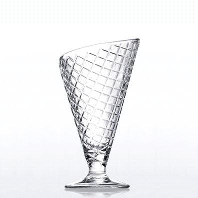 パフェを美味しくデコレーション 1個から購入可能 ガラス デザート グラス ジェラート パフェ 安売り アイス 新色 かき氷 家庭用 カフェ 食器 ガラス業務用 飲食店用 店舗用 レストラン 業務用グラス
