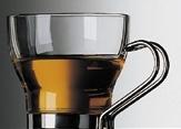 ステンレスの持ち手がオシャレ 1個から購入可能 カップ コップ マグ 耐熱 強化 オスロ 110cc カフェ コーヒー スーパーセール期間限定 ホット エスプレッソ 春の新作 家庭用 おしゃれ 業務用