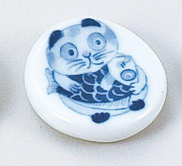 インテリアにもなる箸置き 箸置き おしゃれ 期間限定特価品 おもしろ かわいい ねこ玉型 はしおき 人気 カトラリーレスト インテリアにも 箸置 ギフト 業務用