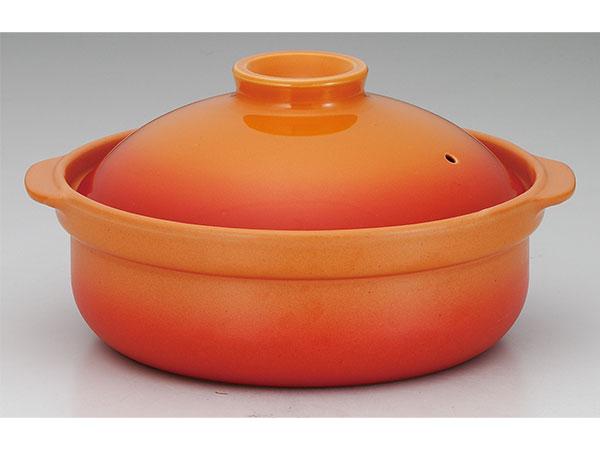 宴 ベイクオレンジ 10号鍋