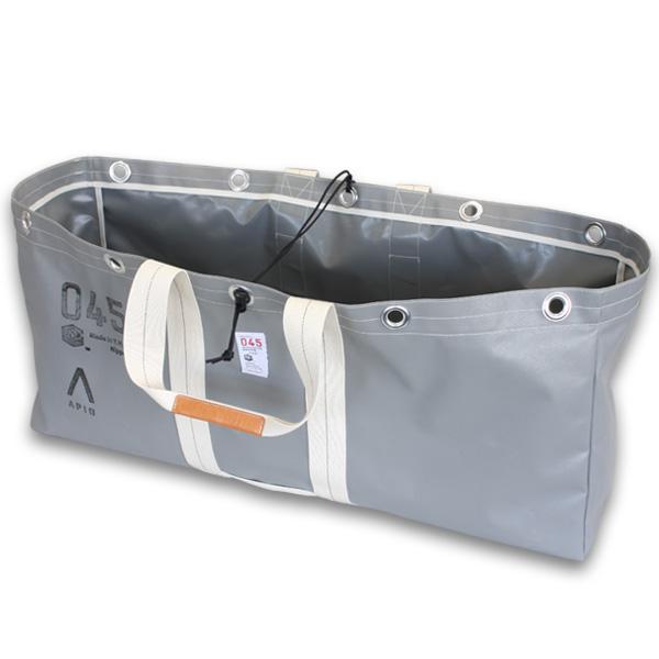 ジムニー アパレル グッズ Container Carrying Tote Bag For JIMNY ジムニー荷室トートバッグ「空母バッグ」(横浜帆布鞄) アピオ APIO