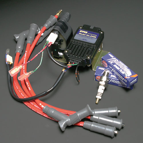 ジムニー 電装 セミトラIGシステム3点セット SJ30 アピオ APIO【5%OFF】【クーポン対象外商品】